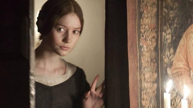 """Eine Szene aus der jüngsten Verfilmung von """"Jane Eyre"""" (Archiv)"""
