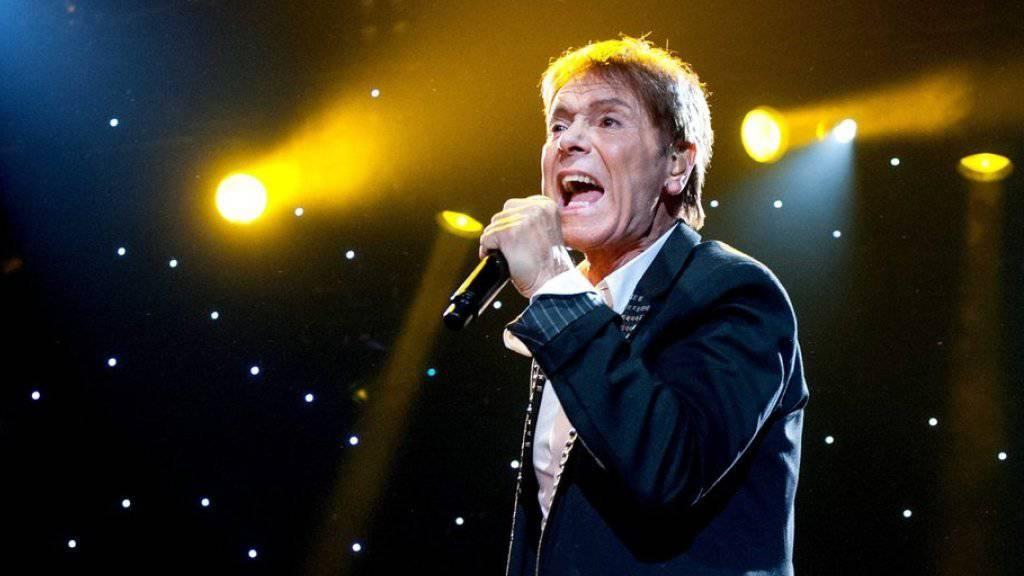 Keiner will zugeben, dass er gern Cliff Richards Schnulzen hört - trotzdem hat der heute 75-Jährige 250 Millionen Alben verkauft (Archiv 2014).