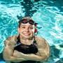 Dreimal pro Woche trainiert Sophia Hütter mit ihren Kolleginnen und Kollegen von der Behindertensportgruppe Wohlen-Lenzburg im Hallenbad Mellingen.