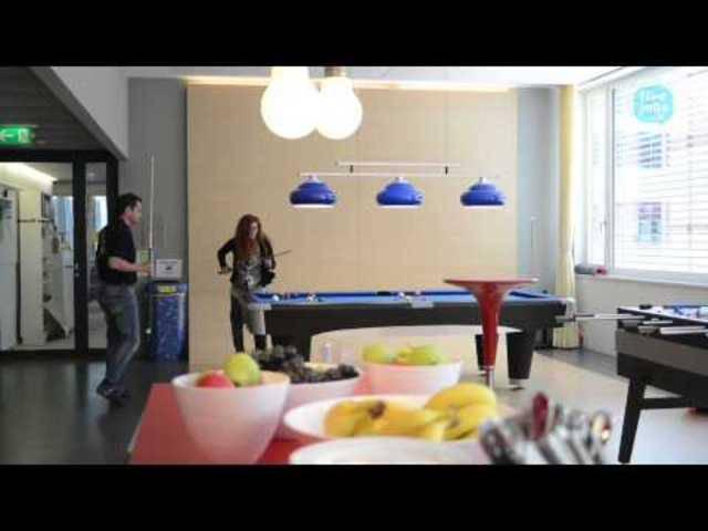 Eine Tour durch das Google-Hauptquartier in Zürich