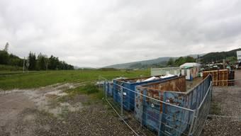 Das Gewerbegebiet Tägerhard in Würenlos soll erschlossen werden