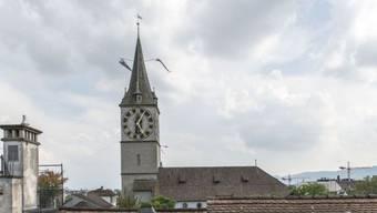 Die Kirchensynode stellt das Parlament der evangelisch-reformierten Zürcher Landeskirche dar. Bild: Kirche St. Peter in Zürich.