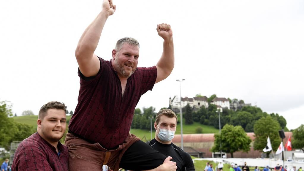 König Stucki gibt sich bei Schwinger-Rückkehr keine Blösse