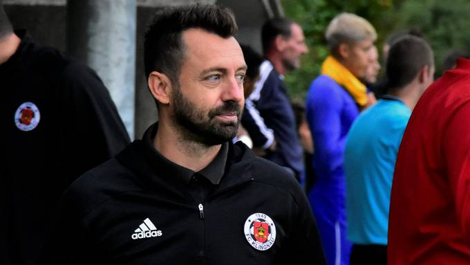 Samir Bajramovic: Der Klingnau-Trainer hat trotz des jüngsten Sieges einige Sorgen.