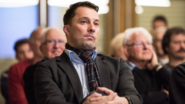 Gemeinderäte führen Aufsichtsbeschwerde gegen ihren Gemeindepräsidenten Martin Rüfenacht