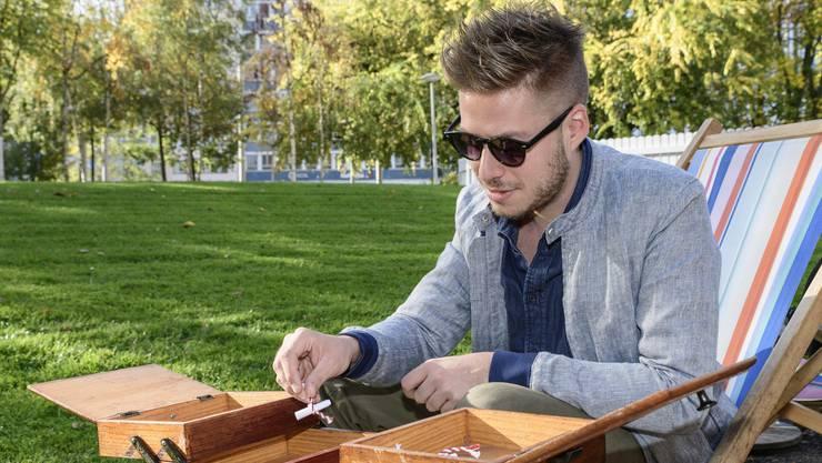 Im Nähkästchen der Schweiz am Wochenende finden sich verschiedene Begriffe. Joël von Mutzenbecher hat «Komplex» herausgefischt.