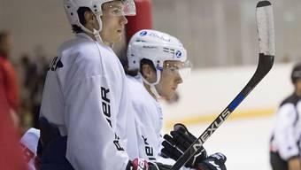 Will sich in Kanada für die NHL aufdrängen: Pius Suter fehlt den ZSC Lions noch länger