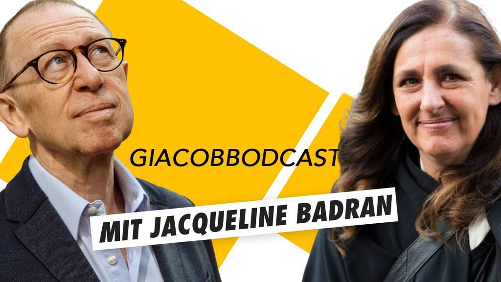Giacobbodcast mit Jacqueline Badran