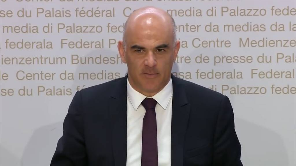 Highlights: Bundesrat Alain Berset in der Corona-Krise