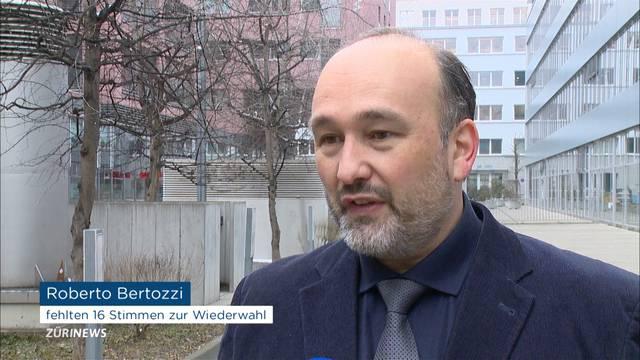 SVP-Gemeinderat Roberto Bertozzi verlangt Nachzählung