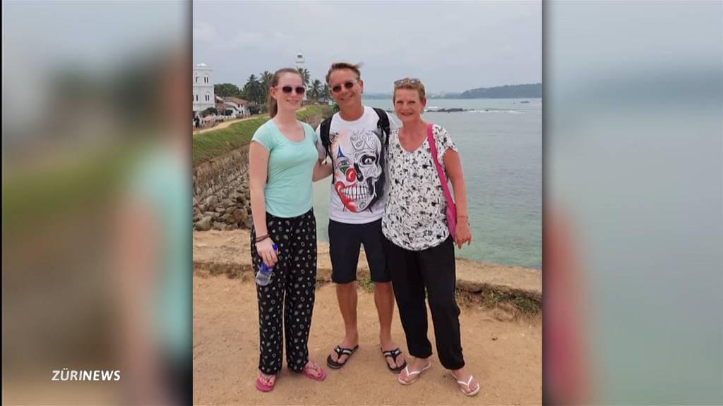 Schweizer Touristen sollen aus Sri Lanka heimkehren