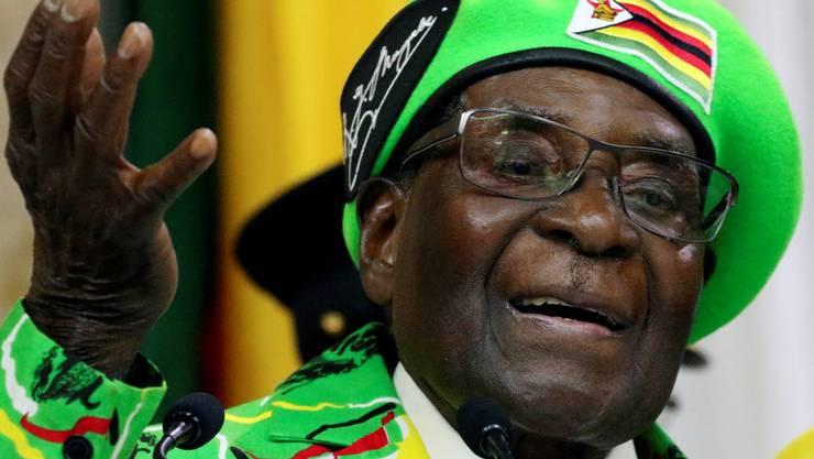 Robert Mugabe (93).