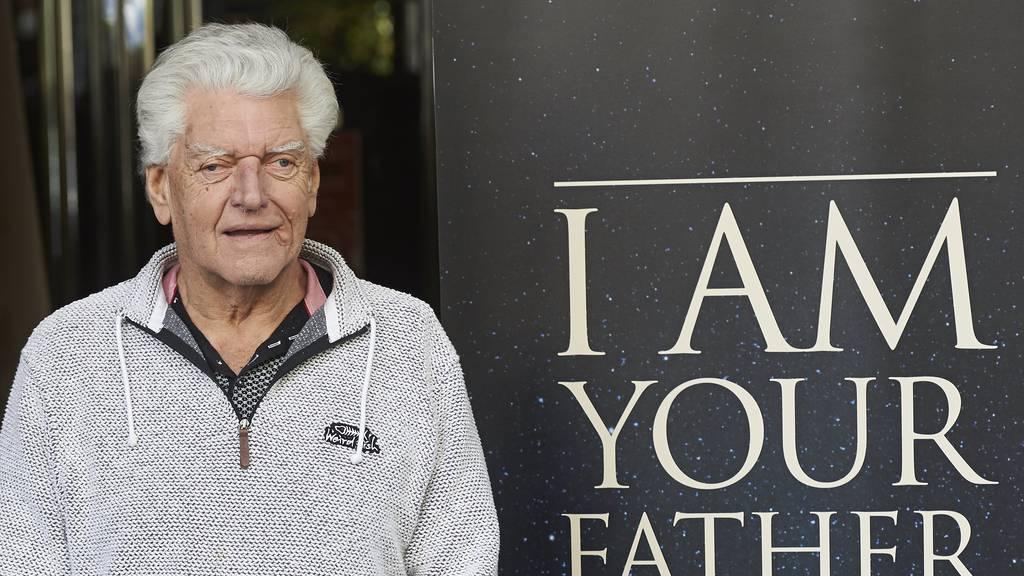 «Darth Vader»-Darsteller stirbt mit 85 Jahren