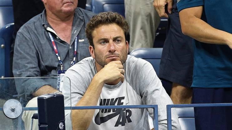 Roger Federer begrüsst den Rücktritt von Justin Gimelstob.