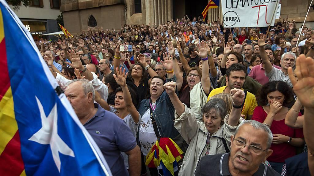 Kataloniens Separatisten einigen sich auf Regierungskoalition