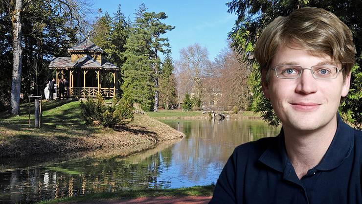 Patrick Schoeck vom Schweizer Heimatschutz zum Ballypark