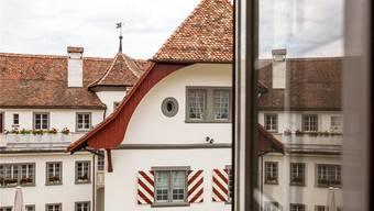 Der Besitzer möchte das Schloss Wildenstein der Allgemeinheit zugänglich machen.Sandra Ardizzone