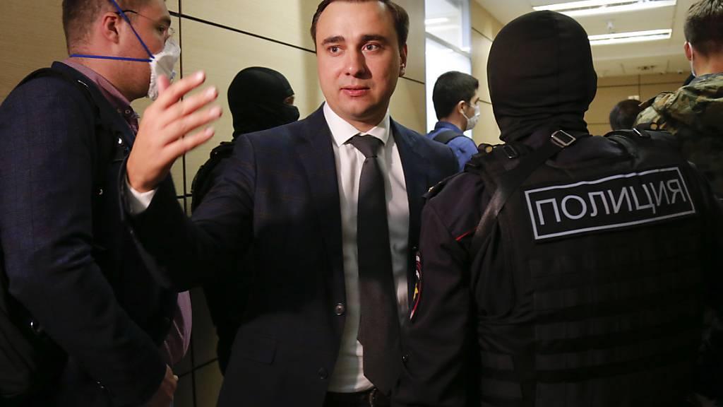 Vor der Parlamentswahl: Russland geht gegen «smartes Abstimmen» vor