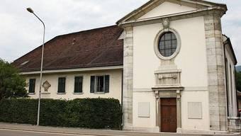 Hier in St. Katharinen befand sich früher das Siechenhaus.