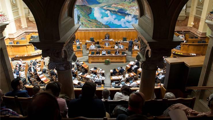 Für welchen Themen wollen die 55 Fricktaler in den Nationalrat gewählt werden?
