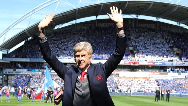 Arsenal London 1996 bis 2018