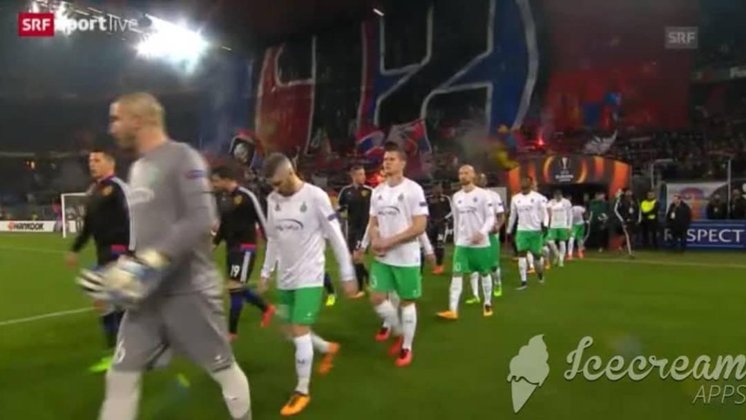FCB 2-1 St Etienne