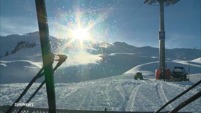 Skigebiete freuen sich über Saisonstart