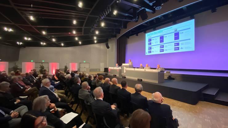 Der Verwaltungsrat der MCH Group nimmt an der ausserordentlichen Generalversammlung zur Strategie Stellung.
