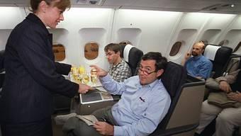 Die Business-Class füllt sich wieder besser als während der Rezession (Symbolbild)