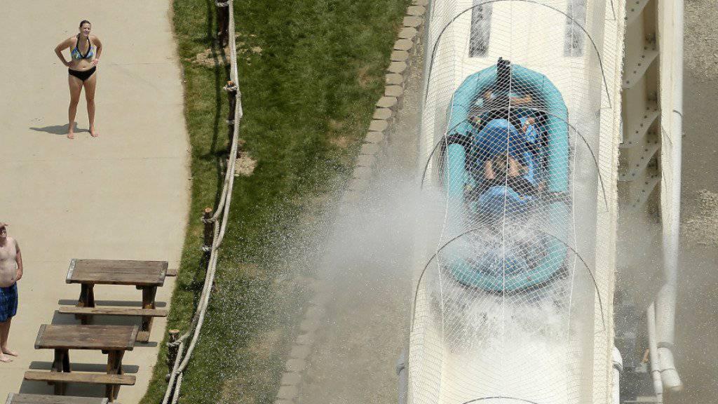 Vorfall auf US-Wasserrutsche: Knabe starb an Nackenverletzung