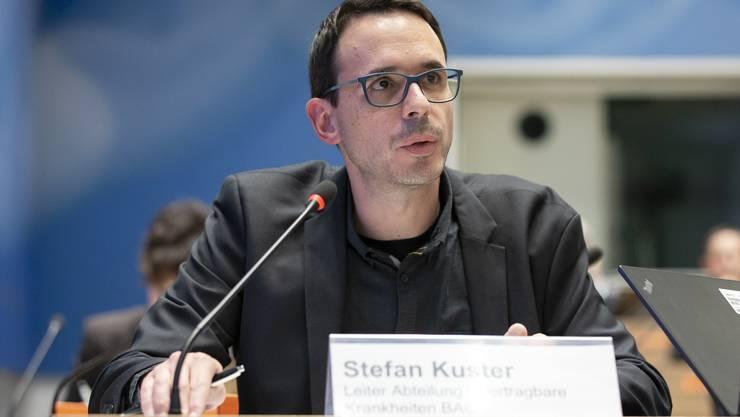 Hat im April die Leitung der Abteilung Übertragbare Krankheiten beim BAG übernommen und tritt im Dezember bereits zurück: Stefan Kuster.