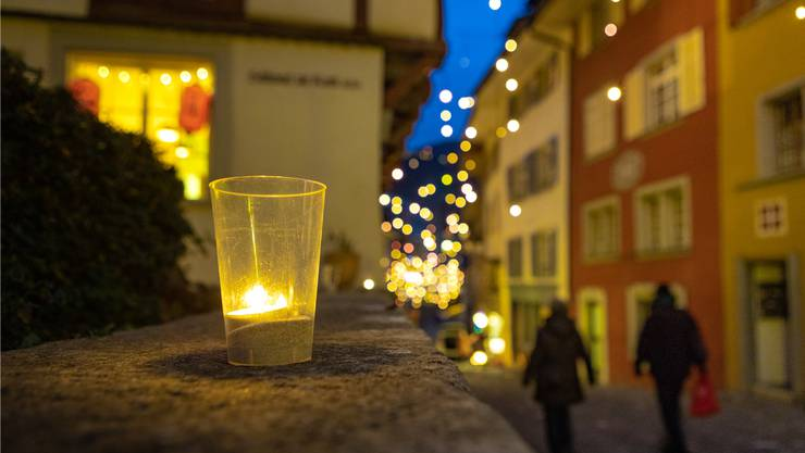 Trotz der Sommerhitze läuft die Planung: Baden soll noch stärker zu einer Weihnachtsdestination werden. (Archivbild)