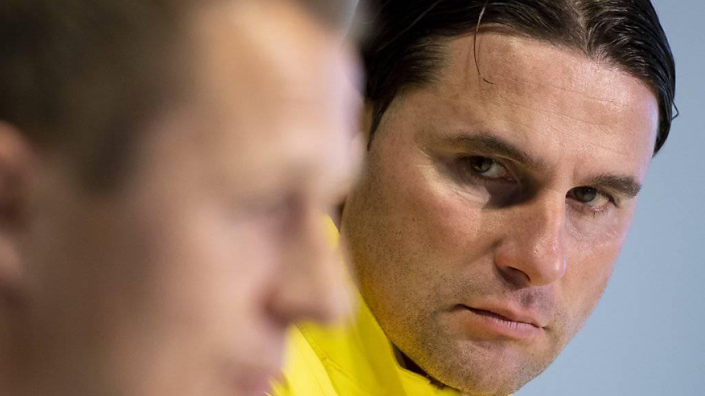 Erfolgreiches Tandem bei YB: Trainer Gerardo Seoane, und Sportchef Christoph Spycher