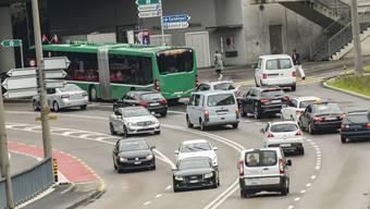 Marcel Schweizer, Präsident des Gewerbeverbands BS: «Die Basler goutieren die Verdrängungspolitik des Verkehrsdirektors Hans-Peter Wessels (SP) nicht.» (Archivbild)