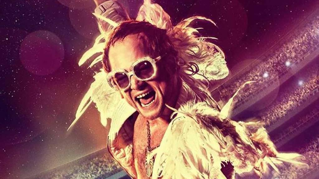 Gewinne Tickets für «Rocketman» im Allianz Cinema