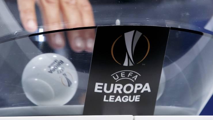Am Montag um 13 Uhr wird in Nyon der Sechzehntelfinal der Europa League ausgelost.