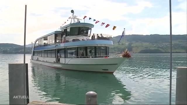 Das neue Schiff heisst MS Delphin