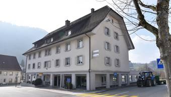 Das nun zum Verkauf stehende Stockwerkeigentum befindet sich mitten im Zentrum von Mümliswil.