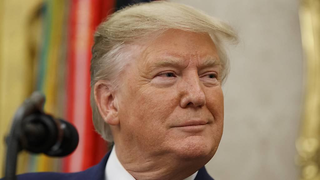 Trumps «Kriegserklärung» gegen Impeachment-Ermittlungen