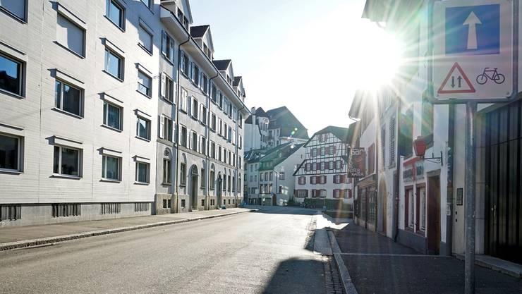 Die verkehrsfreie Innenstadt sorgt nach wie vor für Diskussionen. (Archiv)