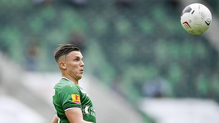 Ermedin Demirovic hat sich für den Wechsel in die Bundesliga entschieden