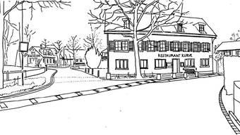 Die Dorfstrasse ist in einem schlechten Zustand. Der Einwohnerrat entscheidet über Kredite von insgesamt 643000 Franken für die Erneuerung.