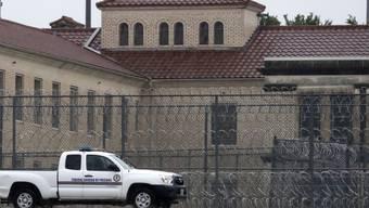 In einem Gefängnis im US-Gliedstaat Texas sind bereis über die Hälfte der Insassen mit dem Coronavirus infiziert worden. (Symbolbild)
