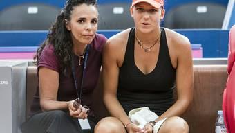 Am Ende halfen auch die Ratschläge der Mutter nichts: Rebeka Masarova fällt in der Weltrangliste von Platz 284 auf Position 468 zurück und scheidet in Gstaad nach sechs abgewehrten Matchbällen in der 1. Runde aus