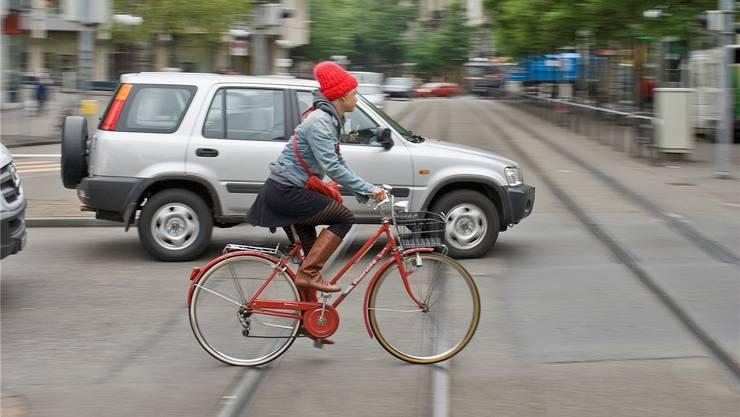 Gesundes Radfahren: Die Forscher rechneten ein 45 Prozent kleineres Risiko für Krebs und ein 46 Prozent niedrigeres Risiko für Herzkrankheiten.
