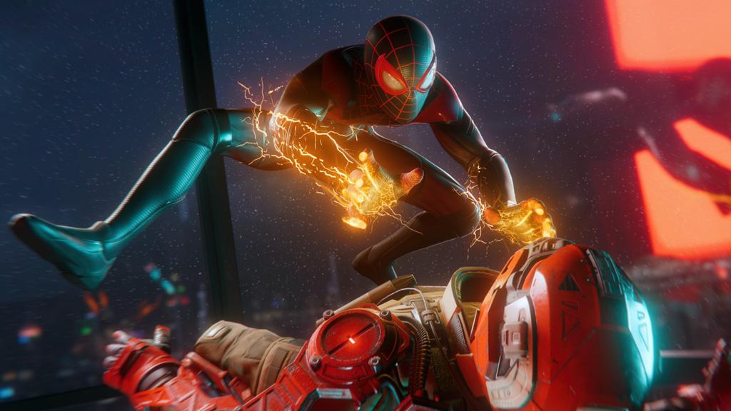 Spider-Man - Miles Morales - Kampfszene