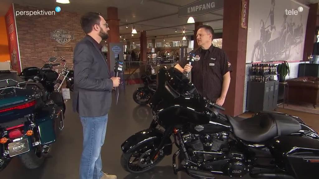 Harley ist ein Lifestyle – bei Bixe AG Hünenberg wird er gelebt