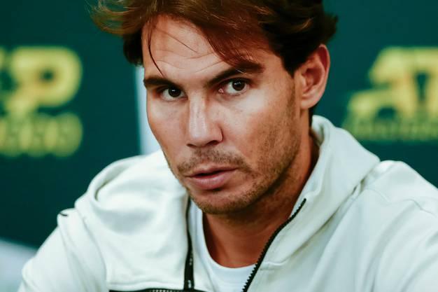 Bisher einie der wenigen Stimmen der Vernunft: Rafael Nadal.