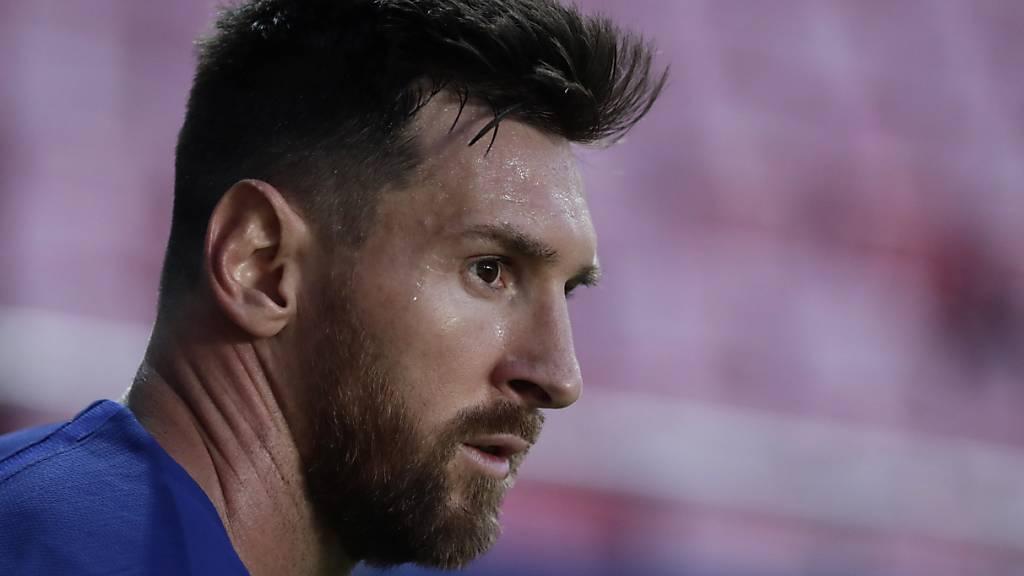 Lionel Messi will FC Barcelona nach 20 Jahren verlassen