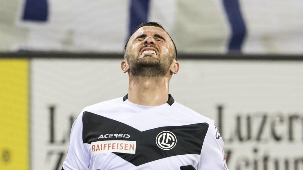 Malaga verpflichtet Sadiku und einen jungen Schweizer